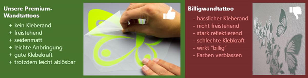 8-teiliges-Set-WANDTATTOO-Blueten-Hibiskus-Bluete-Blumen-Wandaufkleber-Sticker Indexbild 9
