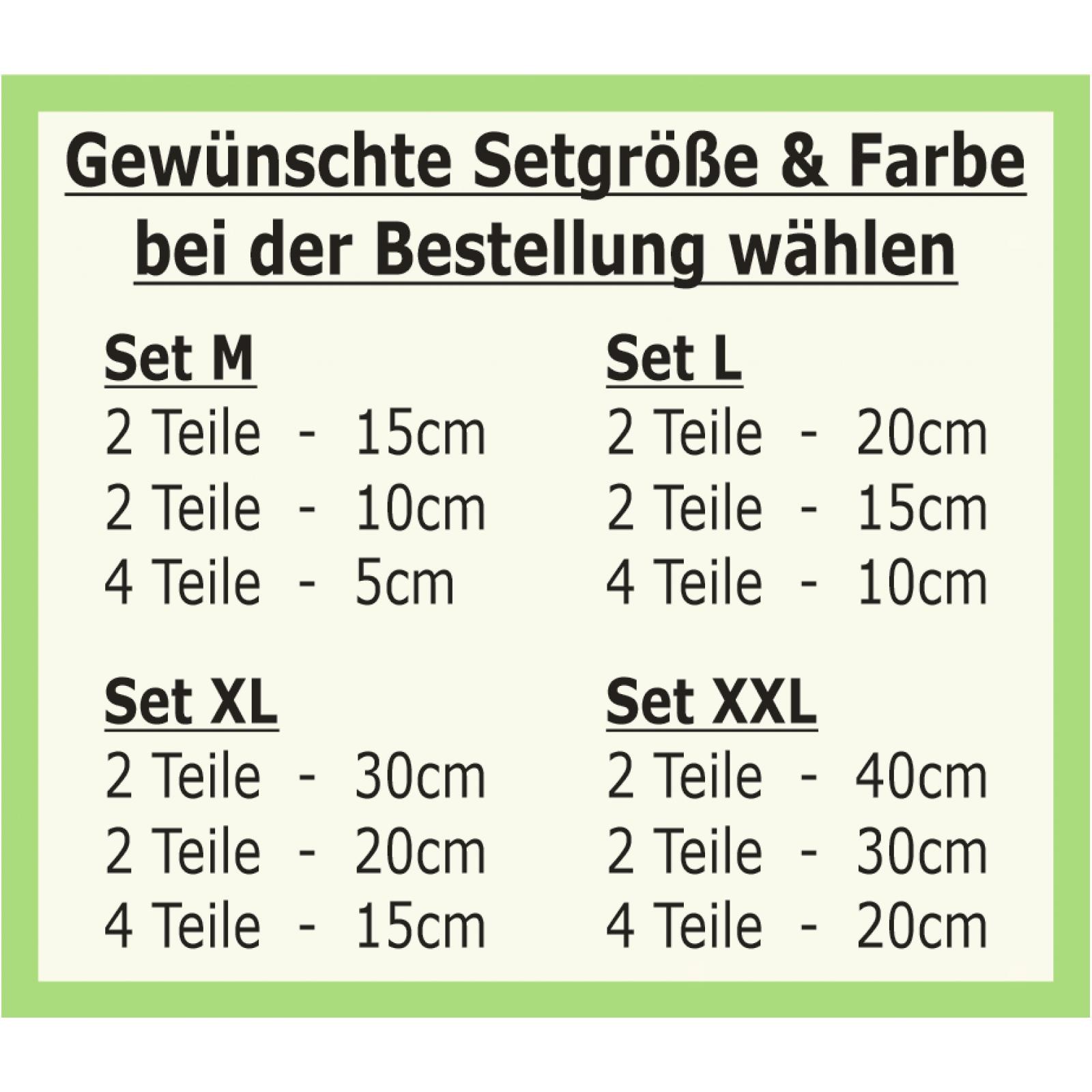 8-teiliges-Set-WANDTATTOO-Blueten-Hibiskus-Bluete-Blumen-Wandaufkleber-Sticker Indexbild 4