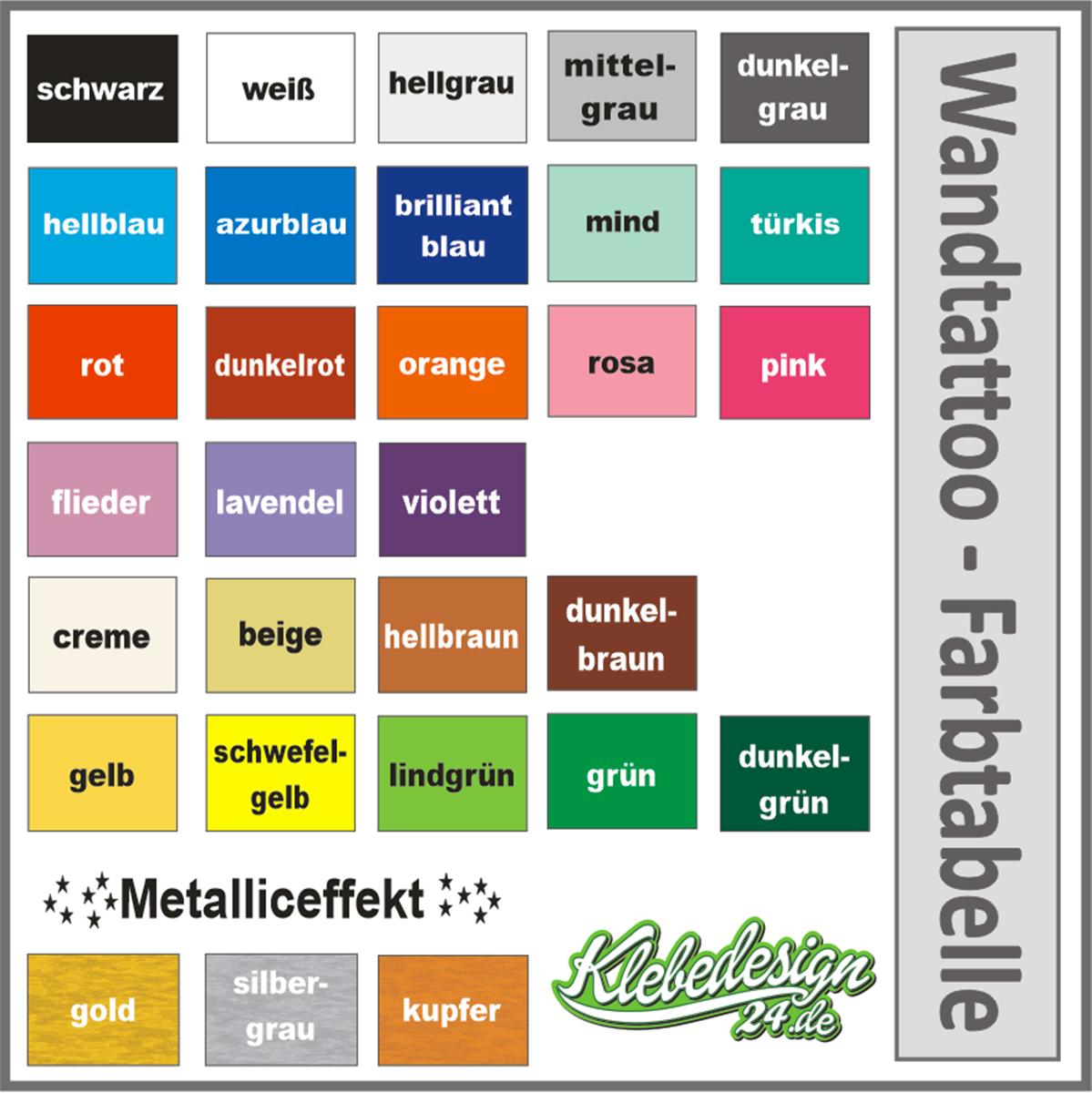 Wandtattoo-Spruch-In-ein-Haus-Glueck-Freude-Wandaufkleber-Aufkleber-Sticker Indexbild 5