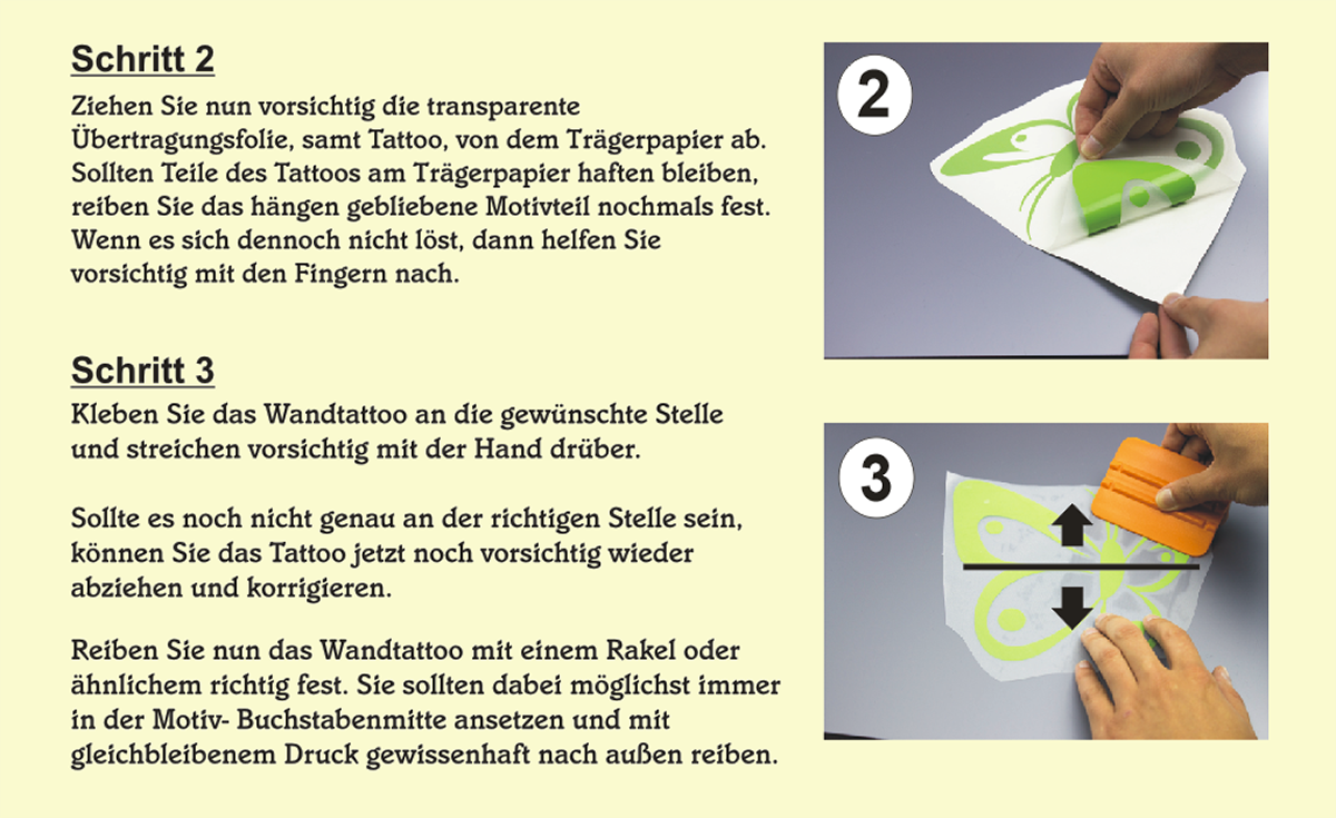 Spruch-WANDTATTOO-Schoene-Zeiten-Lache-Du-Wandsticker-Wandaufkleber-Sticker-9 Indexbild 11