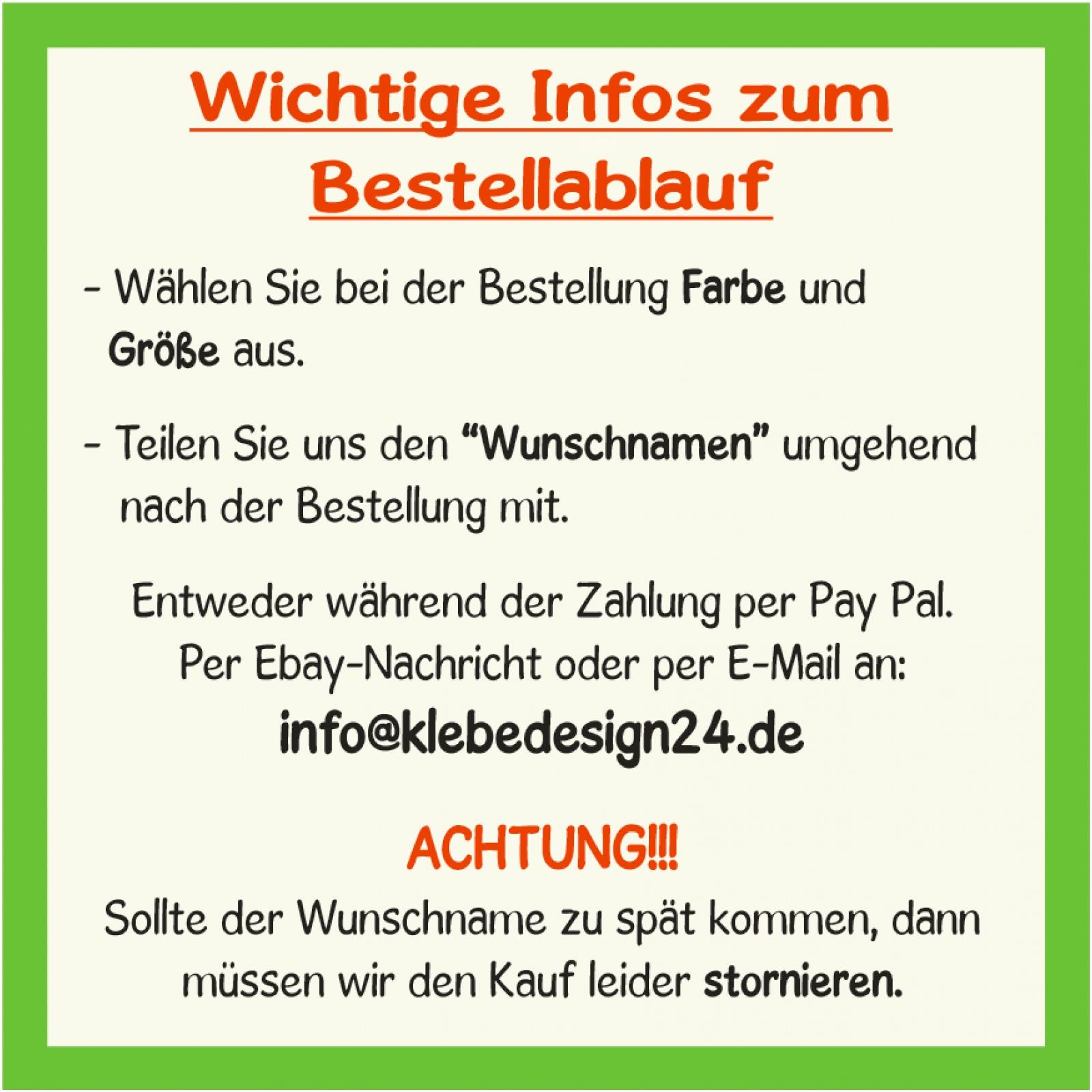 Wandtattoo-Banner-Name-Blume-Kinder-Wunschname-Wunschtext-Sticker-Wandaufkleber Indexbild 3