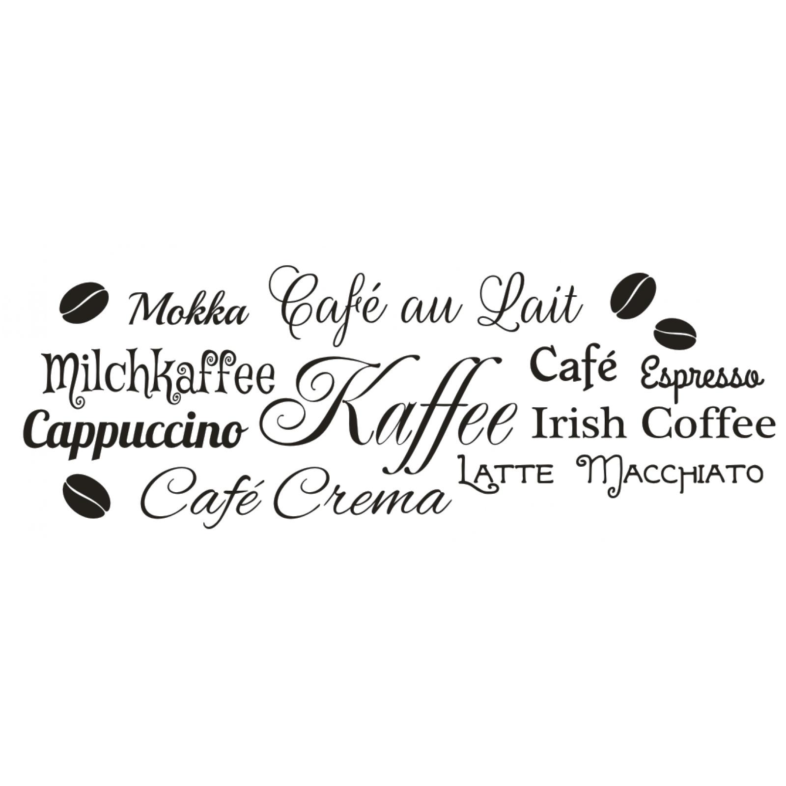 Erstaunlich Kaffee U2013 Latte Macchiato, Milchkaffee, Cappuccino,  Espresso, Café Au Lait,