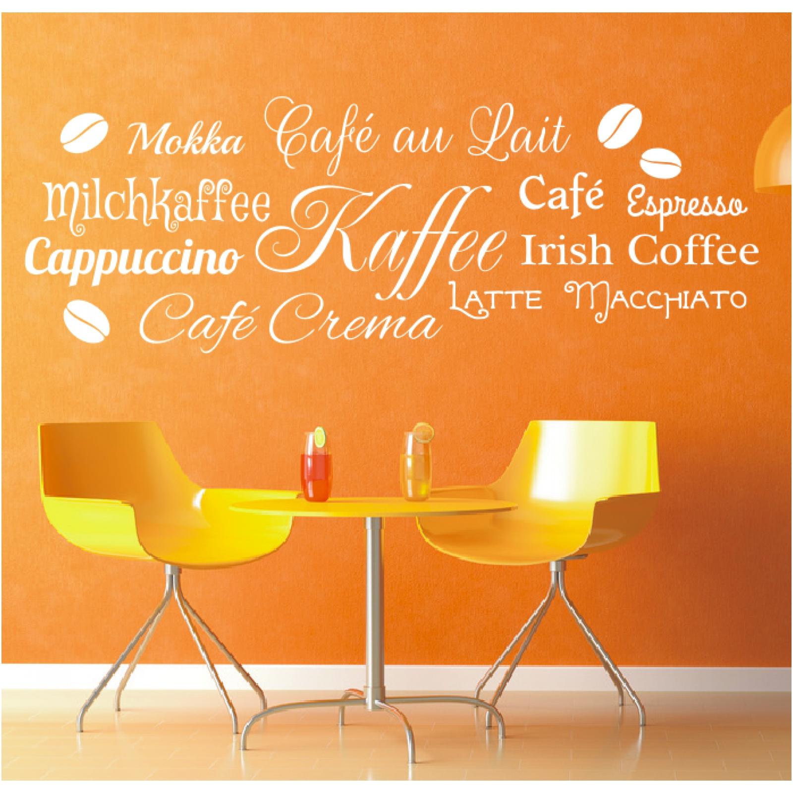 Perfekt Entzuckend Kaffee U2013 Latte Macchiato, Milchkaffee, Cappuccino, Espresso,  Café Au Lait,
